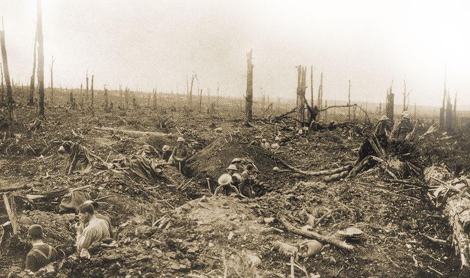 Derbyshire war heroes