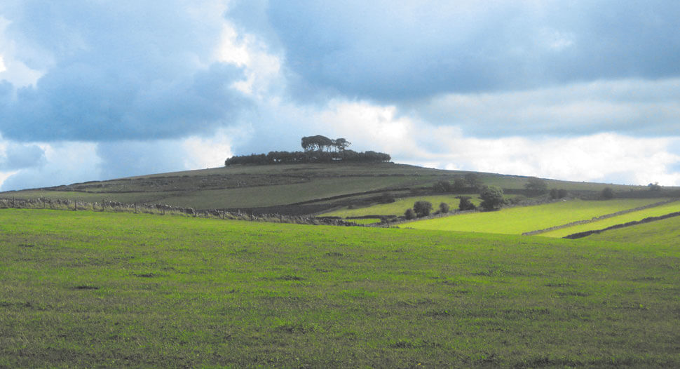 minninglow hill
