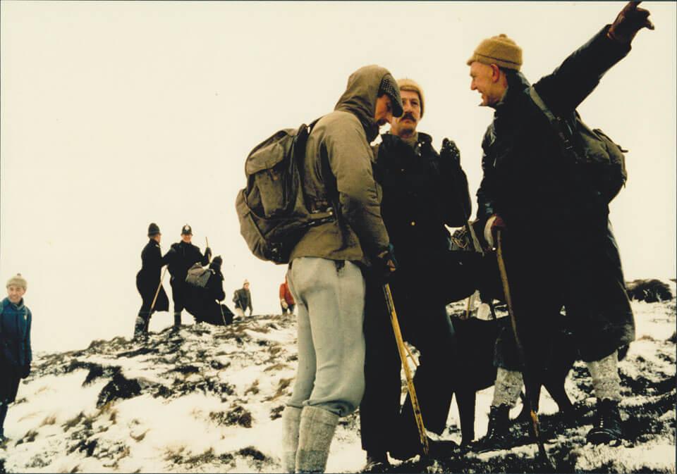 Peak District Mountain Rescue