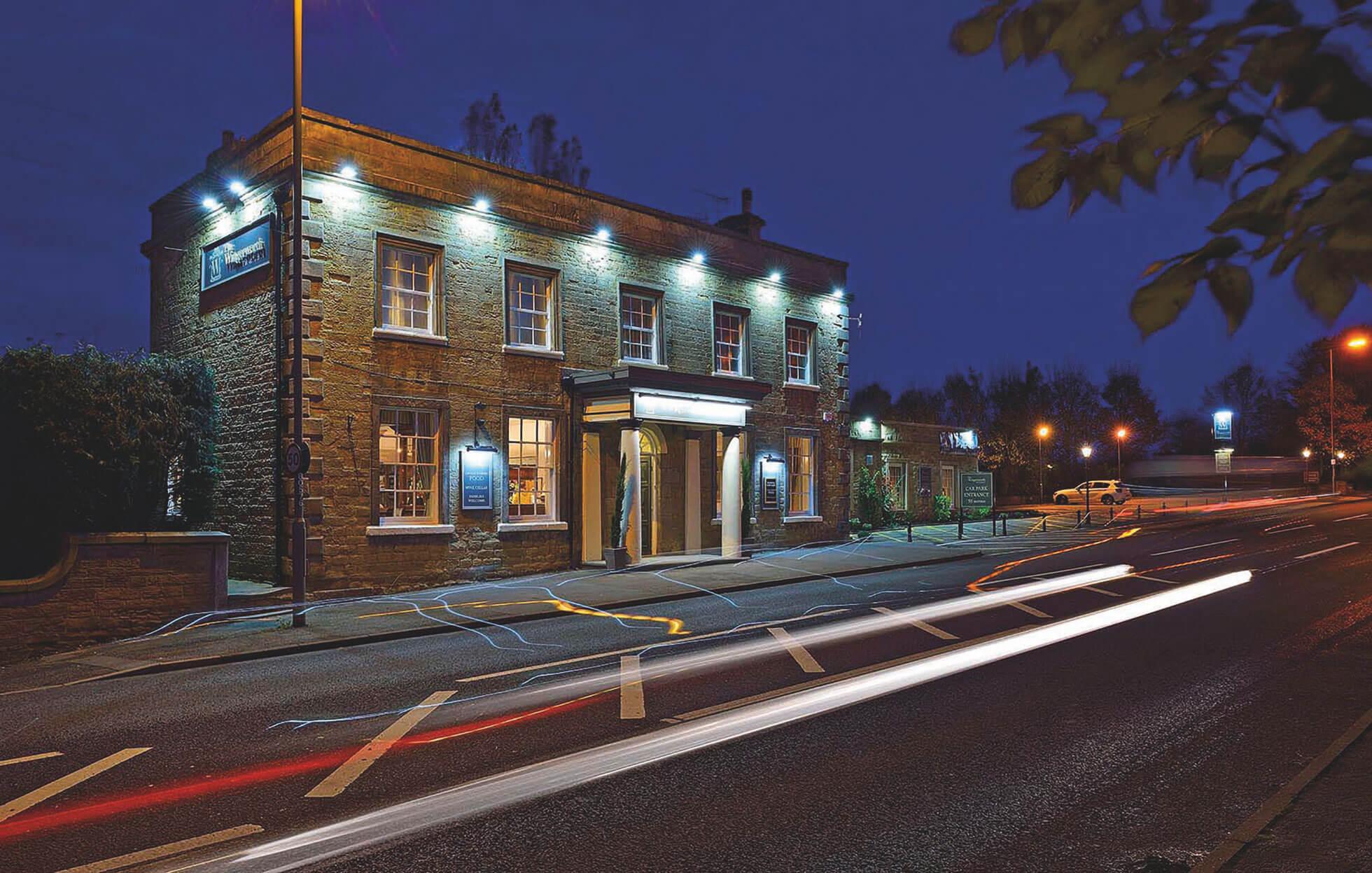 wingerworth pub and kitchen