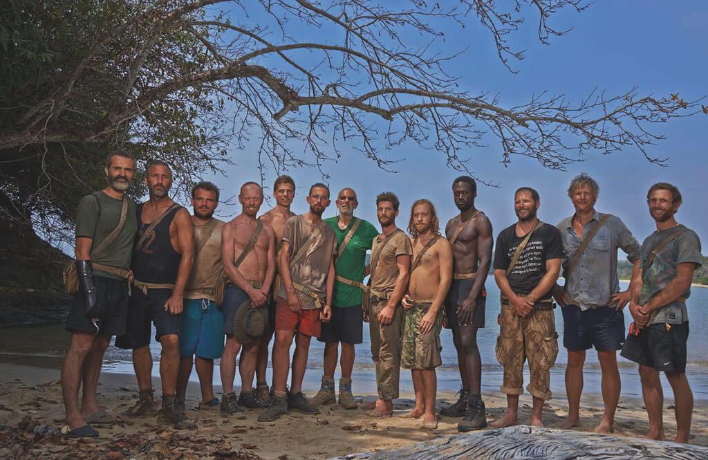 The Island, bear grylls, joe birch, the island tv show, derbyshire magazine,