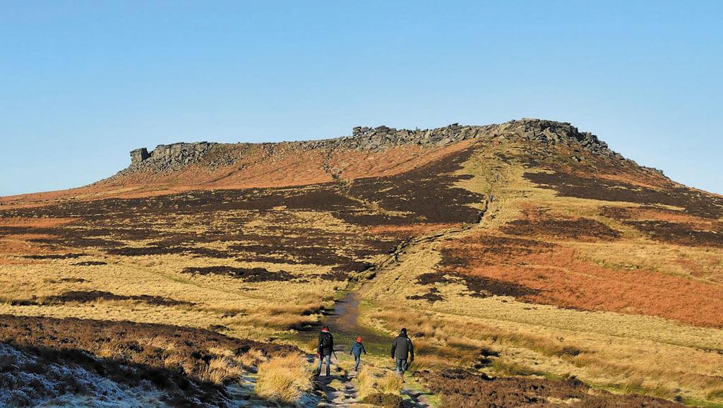 Derbyshire walk