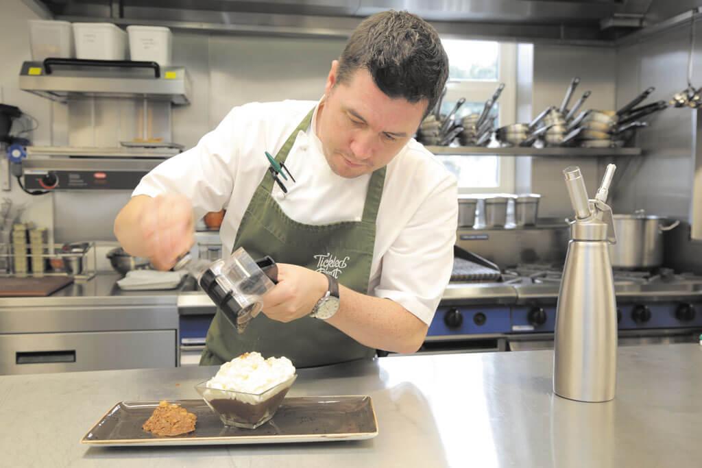 Head Chef, Chris Mapp, Chris Mapp