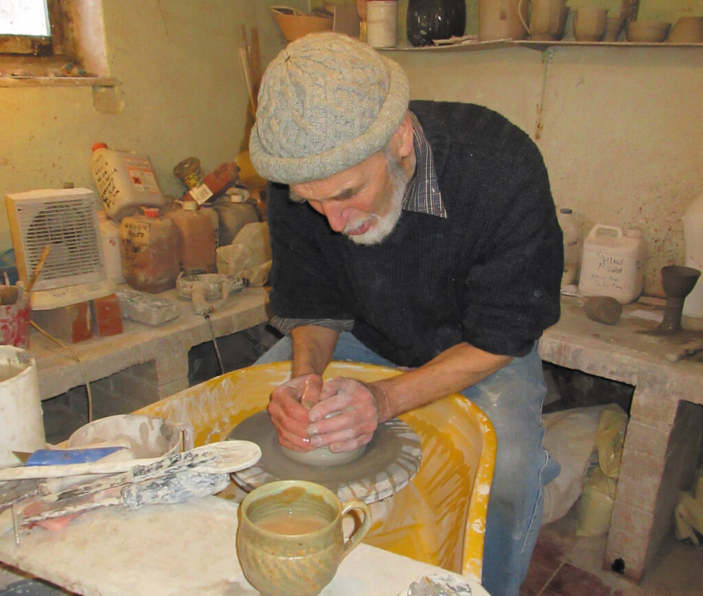 derbyshire artist, potter derbyshire,
