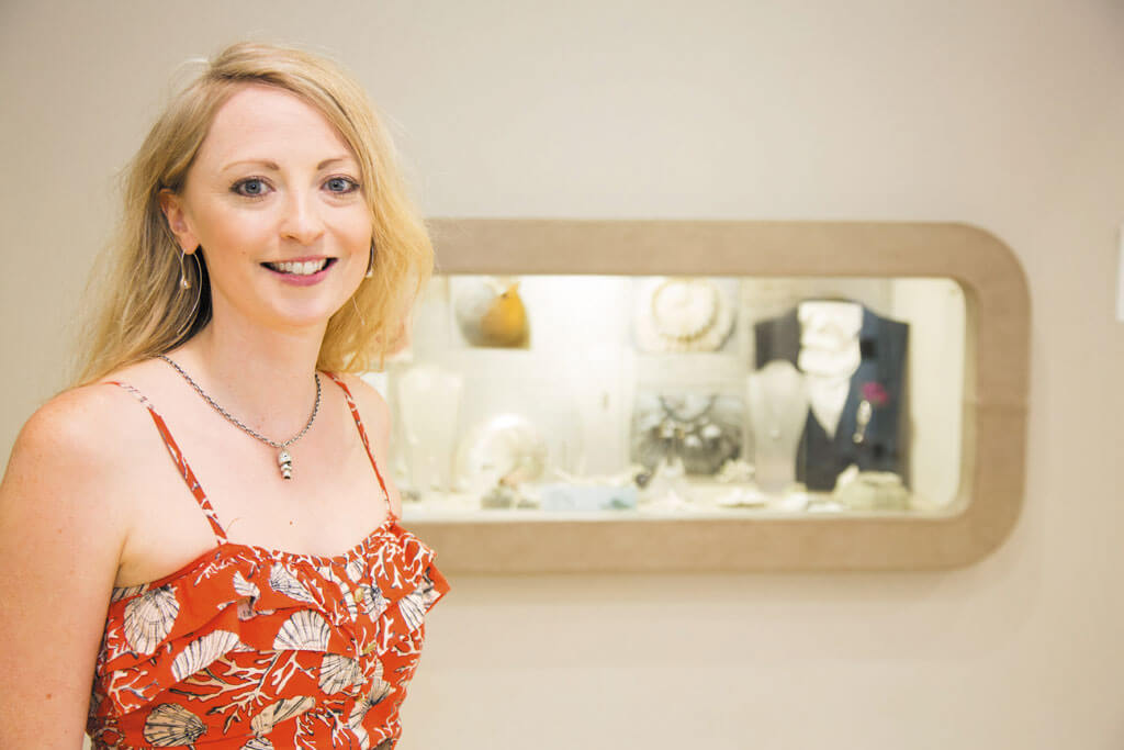 Abi Makin, Derbyshire artist,