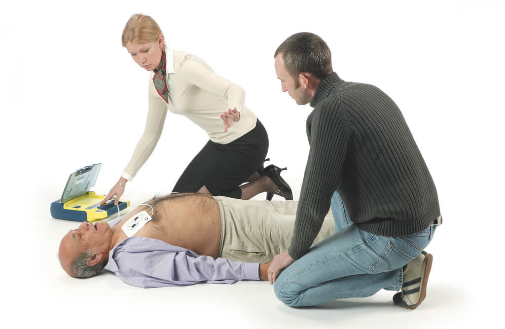 Derbyshire Defibrillator