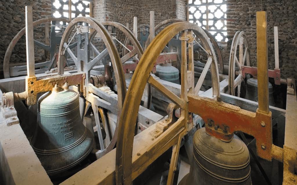 church bells, church derbyshire, bellringing,