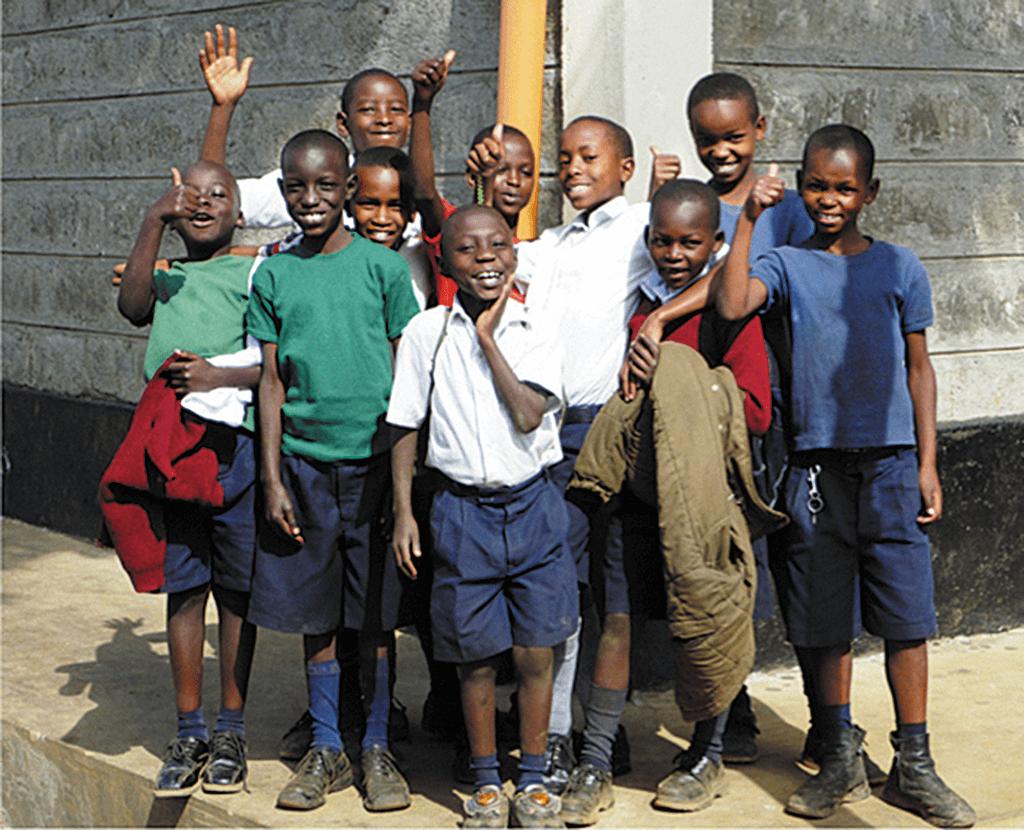 kenyan school kids, school kids, KES, KES charity, Kenya charity, Derbyshire Charity,