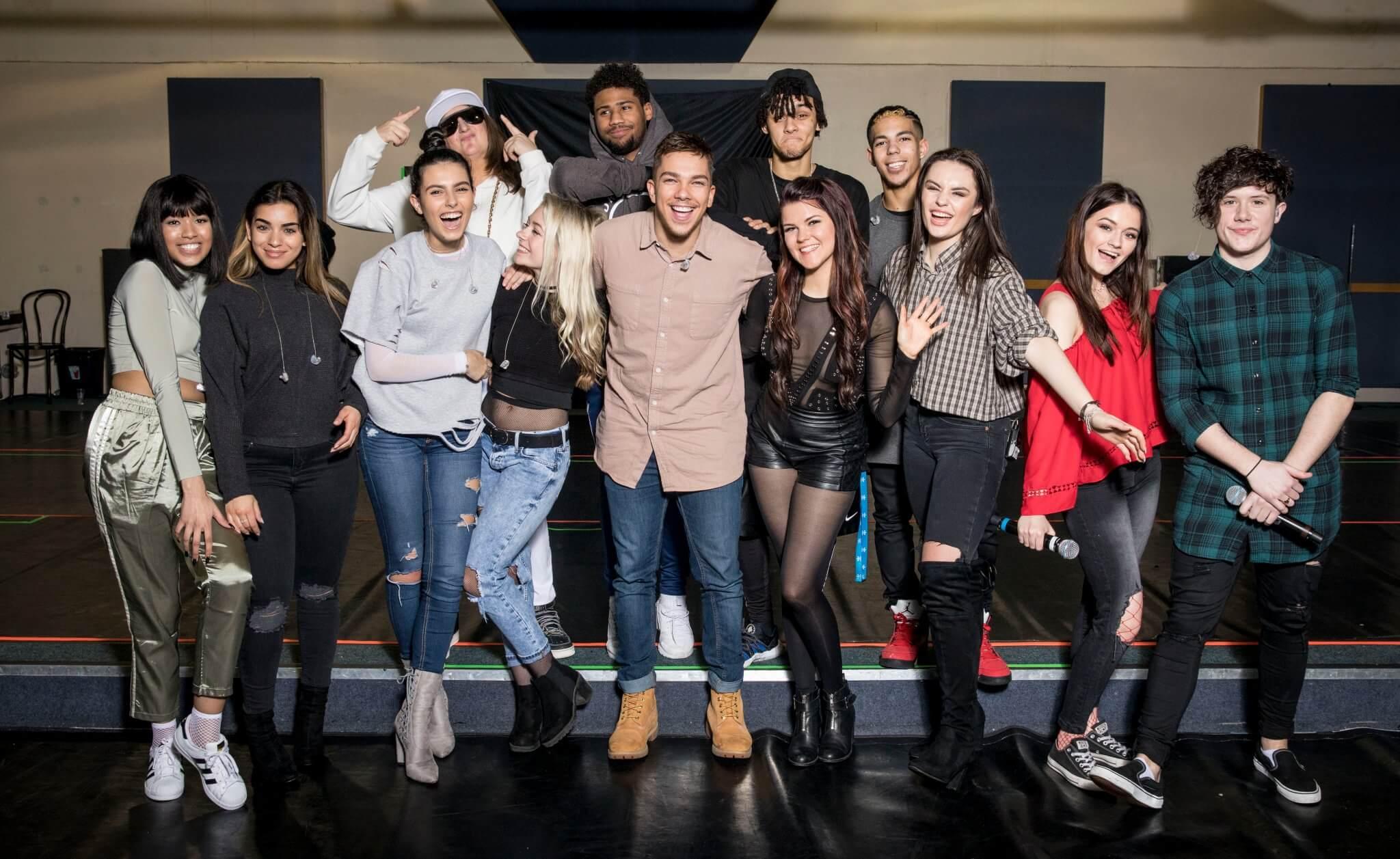 The X Factor Live Tour, x factor sheffield, x factor sheffield arena,