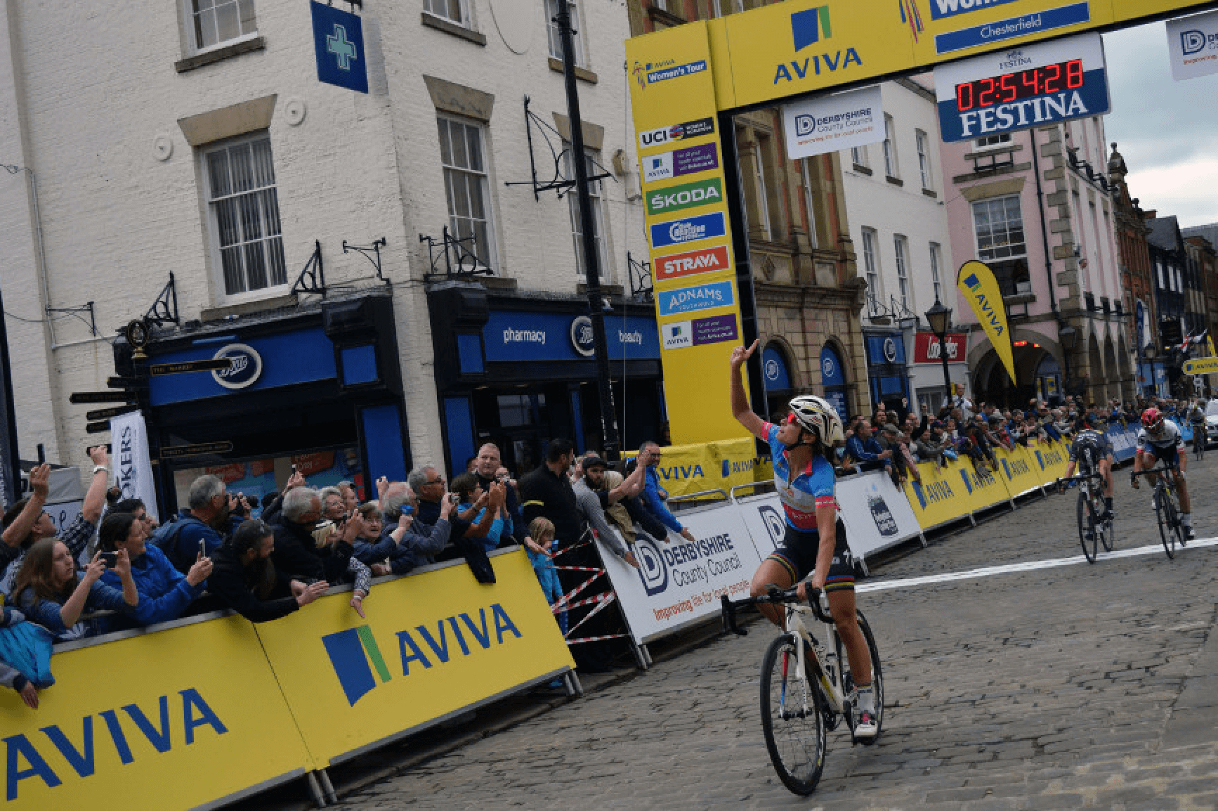 Aviva Tour Chesterfield 2016, cycling chesterfield, race chesterfield,