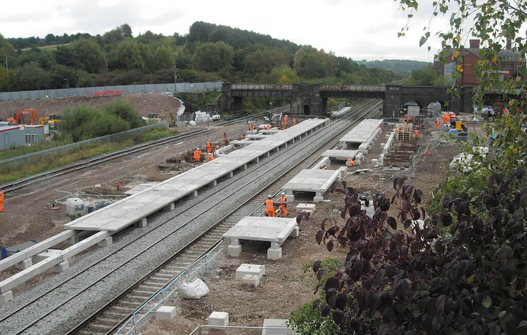 Ilkeston Railway Station