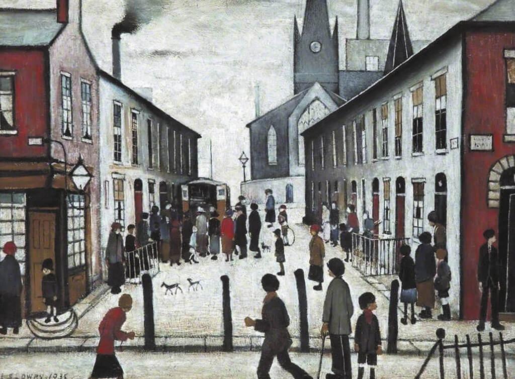Lowry-Fever-Van-print-