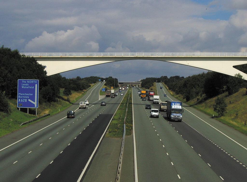 M1-Motorway