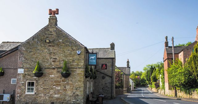Pentrich, Derbyshire - The Dog Inn