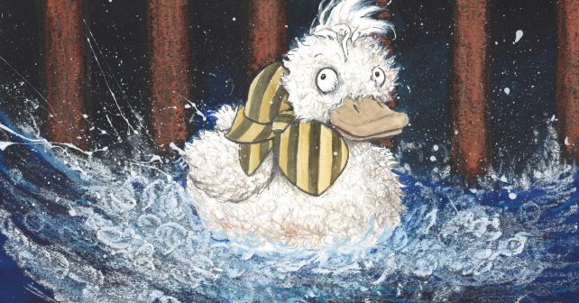 Sue Wilkins, Arkwright the Duck