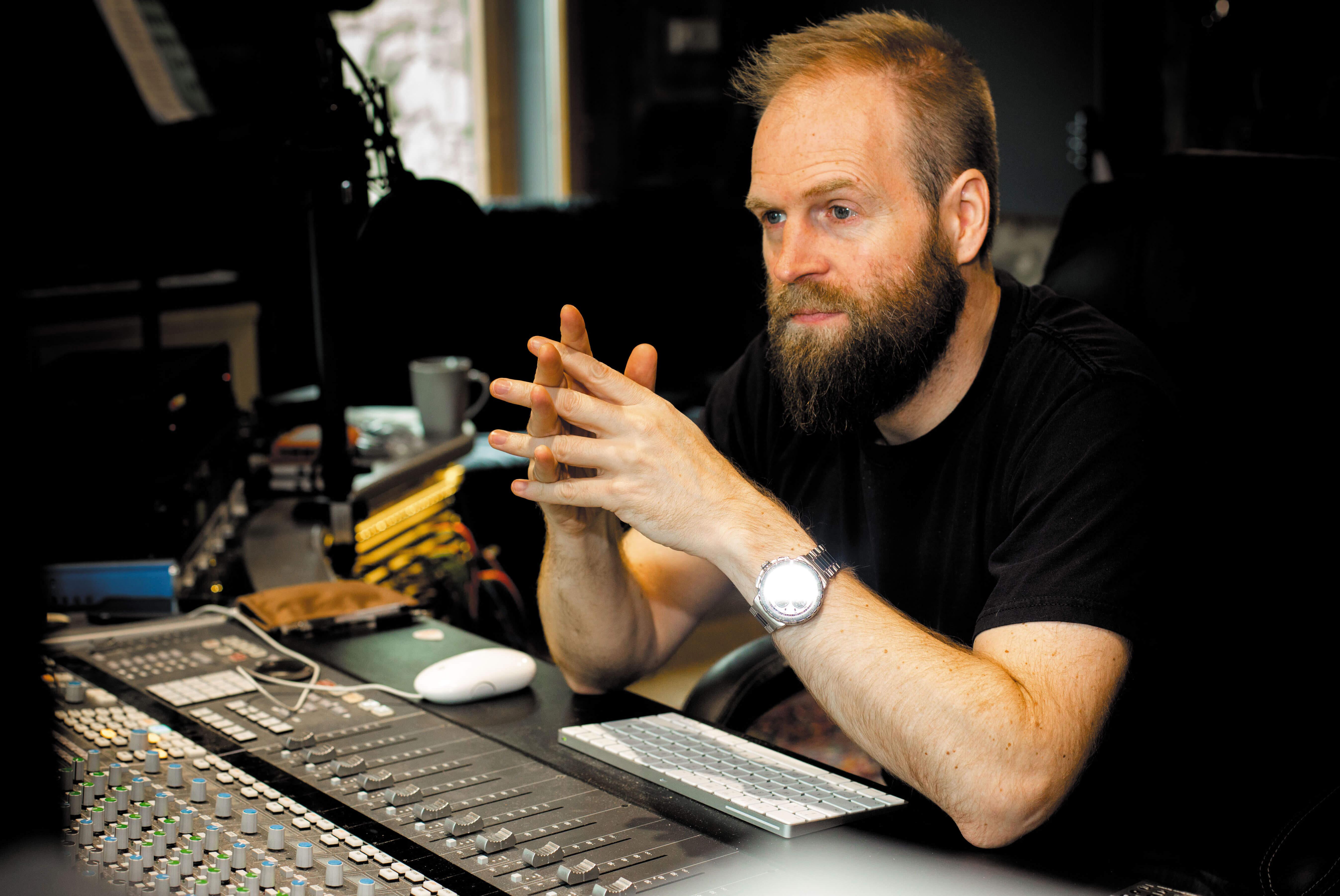 Andy Sneap, Andy Sneap producer, andy sneap music,