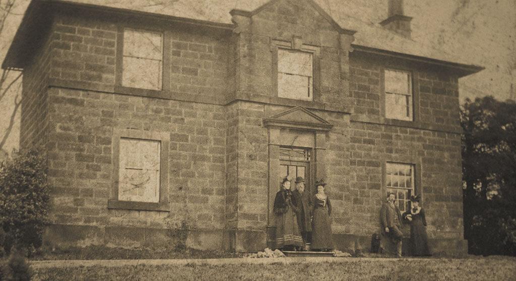 Smith family, Derbyshire