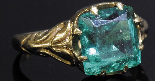 Emerald-£3-4000