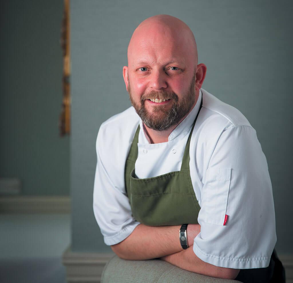 Alan Hill Chef
