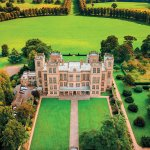 Hardwick Hall drone photograph by Phil Nicholls