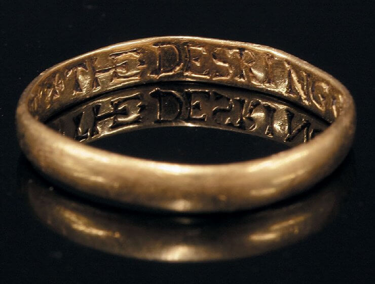 Posy-ring