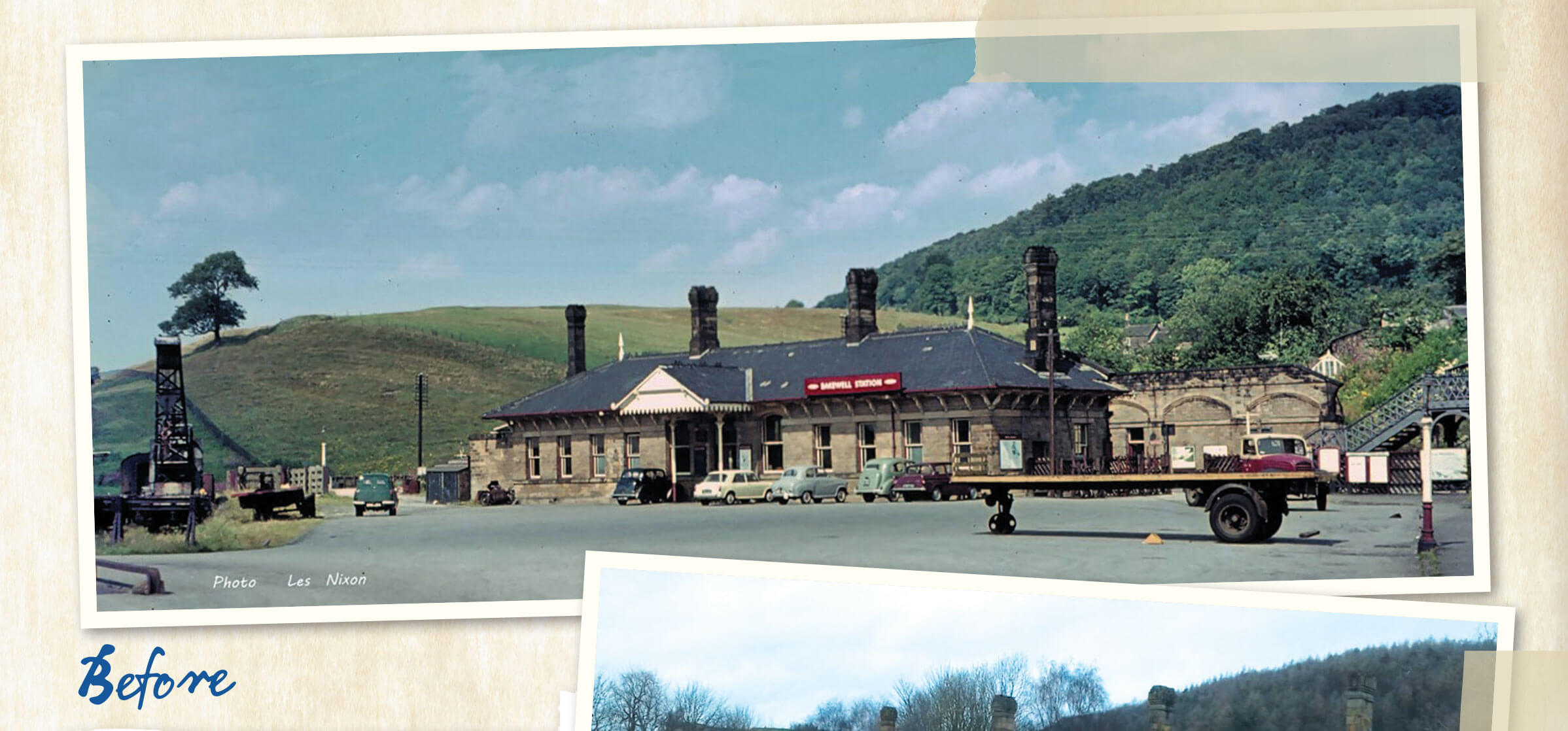 Bakewell now and then