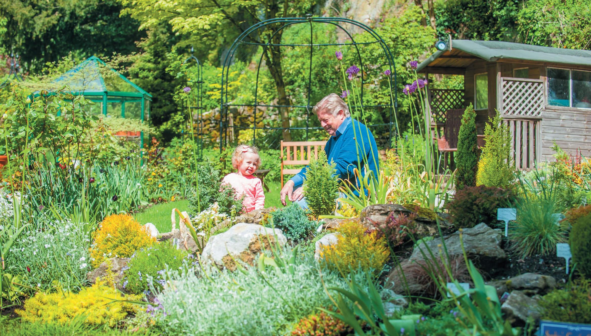 Cascade Gardens Bonsall