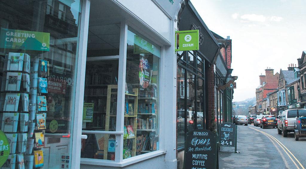 Oxfam-Matlock-Store